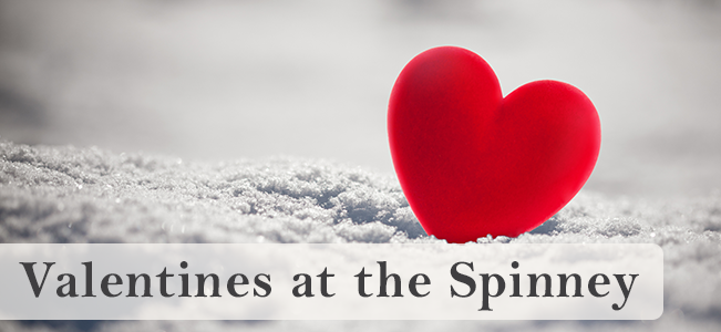Valentines at The Spinney